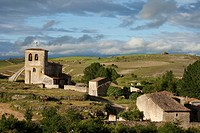 Castellanos de Castro, near Burgos, Camino Frances, Way of St. James, Camino de Santiago, pilgrims way, UNESCO World Heritage, European Cultural Route...