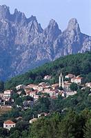Bavella, Zona Corsica, France