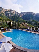 Hotel La Residencia with swimming pool, Deiß, Majorca, Spain