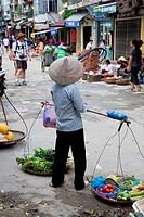 Peddler  Hanoi, Vietnam