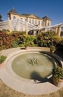 Musee Rodin. Hotel Biron (built in 1720´s). Varenne. Paris. France.