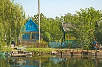 UKRAINE Cherson dacha small house by the river possibly a second home