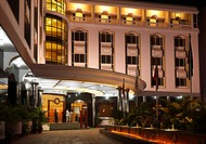 Hotel Sandeh The Prince, Mysore, Karnataka, South India, India, South Asia, Asia