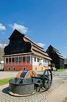paper mill, Duszniki-Zdroj, Silesia, Poland