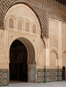 Arch, Entrance, Marrakech, Morocco,
