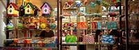 Shop window display, Covent garden, London, England, UK