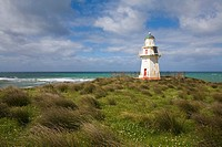 Waipapa Point Lighthouse, New Zealand (thumbnail)