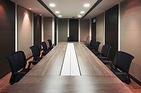 Contemporary conference room (thumbnail)