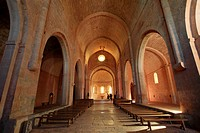The abbey of Thoronet, Le Thoronet, Var, 83, PACA, France