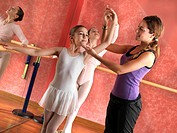 Dancing lessons...