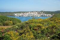 Es Grau Natural Park Albufera des Grau Menorca Biosphere Reserve Balearic Islands Spain
