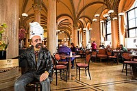 Cafe Central coffeehouse, Vienna, Austria, Europe