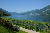 Villa Melzi, Lake Como, Italy, Europe