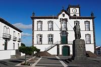 Town Hall / Vila Franca do Campo / Sao Miguel Island / Azores / Portugal