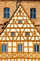 Truss the Bamberg City Hall