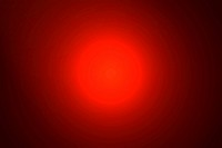 Red background with a spotlight in the middle