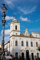 Church of the Jesuits, Salvador Bahia, Brazil
