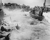 ´Mattanza´ tuna fishing, Sicily, Italy, 1958 Kurt Drost