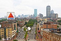 Kenmore Square Boston, Massachusetts