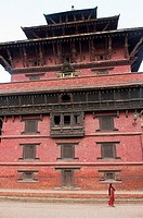 The Royal Palace in ancient Patan, near Kathmandu, Nepal