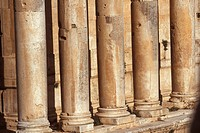 Columns of the Bacchus Temple