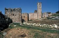 Syria _ Castle Sahyoun or Salah Al Din Qalaat