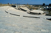 The amphitheater in the citadel