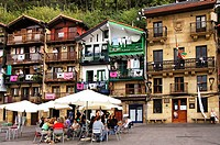 Donibane, Guipuzcoa, Basque Country, Spain