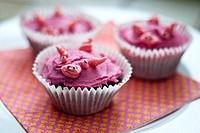 Pig Cupcake