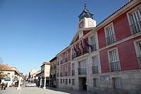 Ayuntamiento de Aranjuez, Madrid, Spain