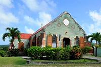St  Barnabas Catholic Church St  John´s Antigua Caribbean Cruise NCL