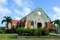 St  Barnabas Catholic Church St  John´s Antigua Caribbean Cruise NCL