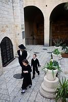 Jewish quarter, Jerusalem, Israel.