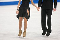 Female figure skating