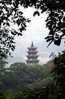 Pagode, Taiwan