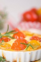 tart of tomatoes