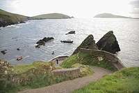 Slea head, Dingle peninsula, Ireland.