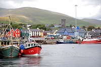 Dingle villages, beautiful Ireland