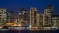 San Francisco cityscape, California, USA