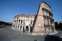 The Coliseum, or Colosseum, is an elliptical amphitheater in the center of Rome. Built between 70_80 AD, it was used for gladiatorial shows and public...