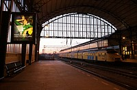 Train Station. Haarlem, Netherlands