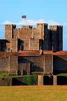 England, Kent, Dover castle