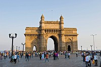 gateway of india, la porta dell´India, mumbai, india
