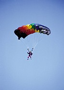 Parachuteing