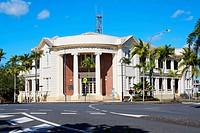 Australia, Rankin Street, Innisfail Court House, facade