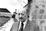 Simon Wiesenthal, recounting the horrors at the Mauthausen Camp in Austria, for the ABC news special, DIRECTIONS, 1974