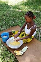 Afrique, Madagascar, Nosy Boraha Sainte Marie.