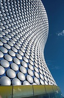 The modern architect designed Selfridges building in Birmingham, UK