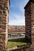 piazza ducale, vigevano, lombardia, italia