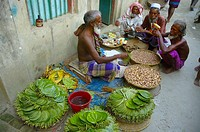 A betel leaf seller at Horipur Bazar in Norshindi district of Bangladesh Betel leaf or Pan is a tropical creeper belonging to the pepper family of pla...